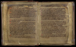 The Years 1031-1066 In The Chronicles Of The Kings Of Man And The Isles ('The Manx Chronicle')